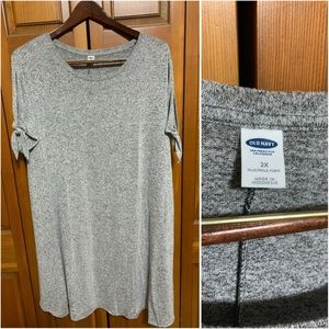 Old Navy t-shirt style dress